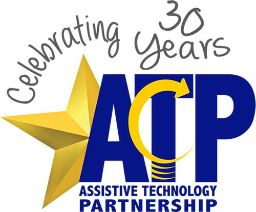 Assistive Technology Celebrating 30 Years Logo